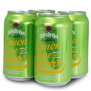 Custom Green Angostura Cans